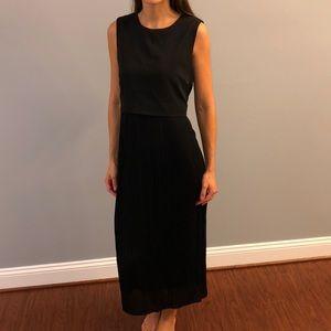 NWT Vivienne Vivienne Tam Allegro Black Dress